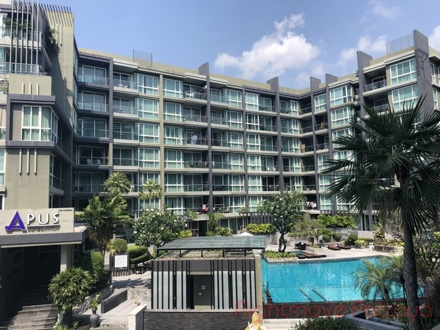 1 Bed Condo For Sale In Central Pattaya-apus